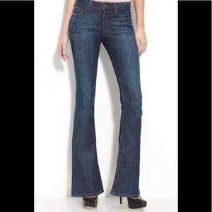 Joe's Jeans Visionaire high waist flare leg